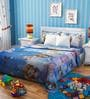 Rago Kids Sofia Double Bedsheet with 2 Pillow Covers