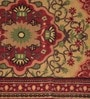 Raj Overseas Multicolour Nylon 55 x 22 Inch Printed Persian Styled Bedside Runner