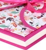 Rajrang Pink Paper Fancy Diary