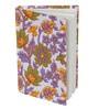 Rajrang White Paper Floral Diary