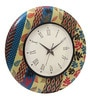 Rang Rage Multicolour MDF 16 Inch Round Blast Round Wall Clock