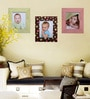 Rang Rage Polka Dots Photoframes (Set of 3)