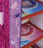 Rapunzel Kids Portable Wardrobe in Purple Colour by Disney