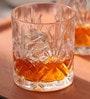 RCR Melodia Bicchieri Dof Glass 310 ML Whisky Glass - Set of 6