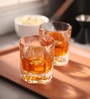 RCR Provenza Biccheri Acqua Dof Glass 280 ML Whisky Glass - Set of 6