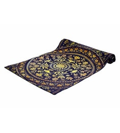 Reinvention Factory Multicolour Table Runner With Medallion Design