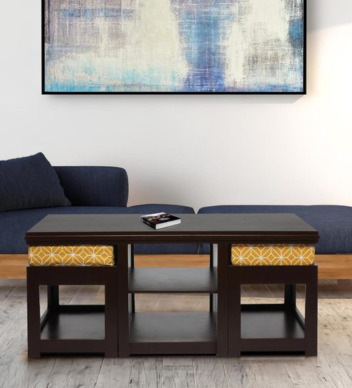Rectangle Coffee Table 9