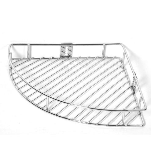 Stainless Steel Corner Shelf Kitchen Kitchen Runner Mat