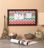 Rednbrown Multicolour Mdf Clips Photo Frame