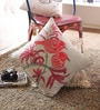 Multicolour Cotton 16 x 16 Inch Digital Print Cushion Cover - Set of 2 by Reme