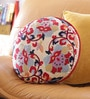 Multicolour Cotton 16 x 16 Inch Embroidered Cushion Cover - Set of 2 by Reme