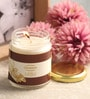 Resonance Cinnamon Aroma Natural Wax Medium Jar Scented Candle