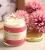 Resonance Honeysuckle Aroma Natural Wax Medium Jar Scented Candle