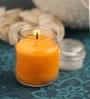 Jasmine & Tuberose Aroma Natural Wax Jar Scented Candle by Resonance