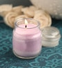 Resonance Lavender Aroma Natural Wax Jar Scented Candle