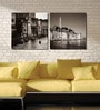 Framed Multiple Canvas Paintings Wonderful Venice in Italy by Retcomm Art