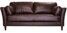 Richmond Three Seater Sofa in Chocolate Brown Colour