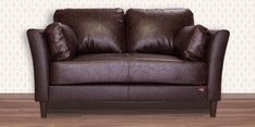 Richmond Two Seater Sofa in Chocolate Brown Colour