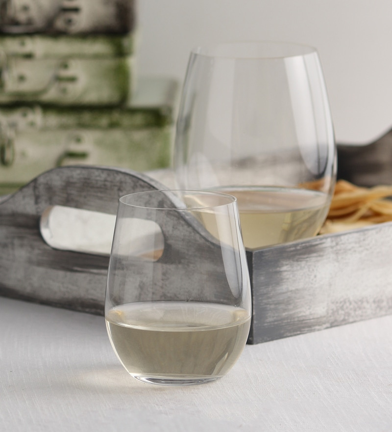 Riedel Cabernet - Viognier Red and White Wine - Set of 8