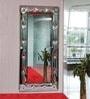 Riflessi Transparent Glass Suite Designer Wall Mirror