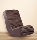 Rocking Chair in Black Colour