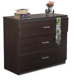 Rose Chest of Drawers in Brown Colour