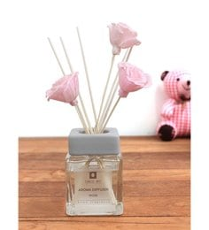 Rose Thai Rose Flower In Reed Sticks Diffuser