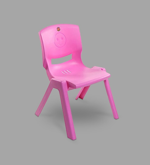Buy Rock Kids Set Of 2 Chairs In Pink By Cello Online Kids Chairs