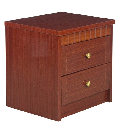 Buy Rose Side Table In Rosewood Colour By Royal Oak Online Modern