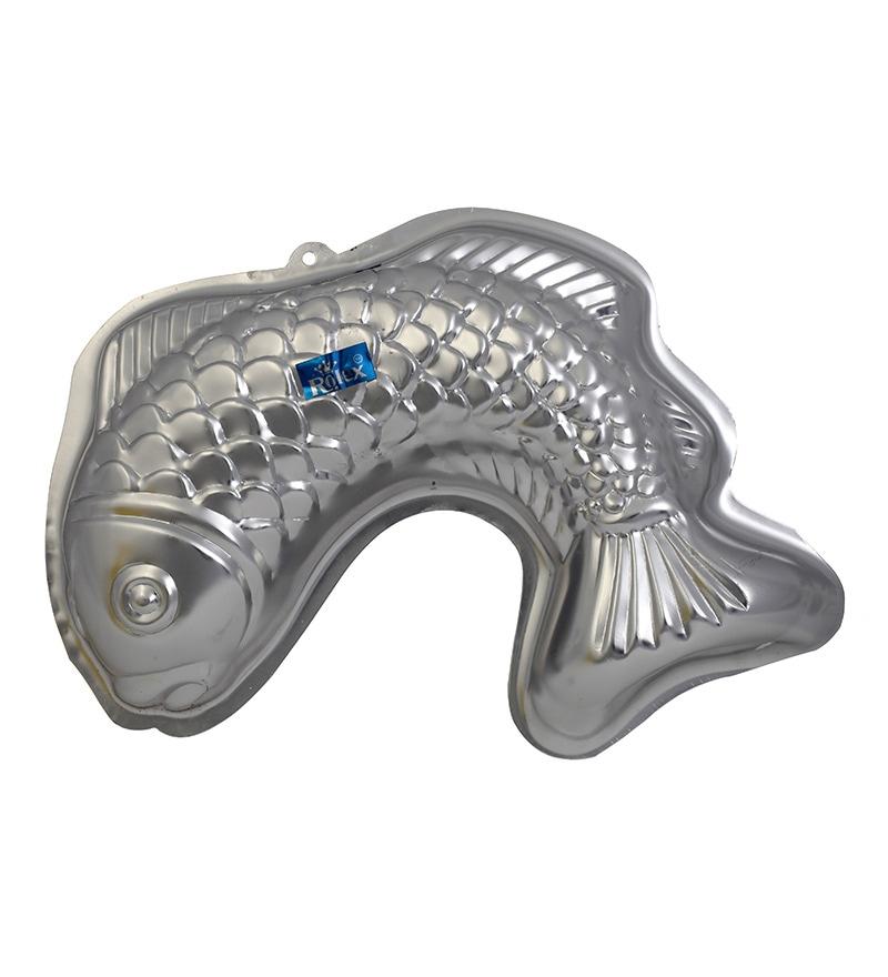 Rolex Aluminium Jump Fish Cake Mould