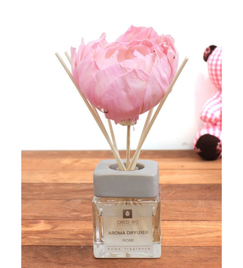Rose Fragrance Diffuser by Deco Aro