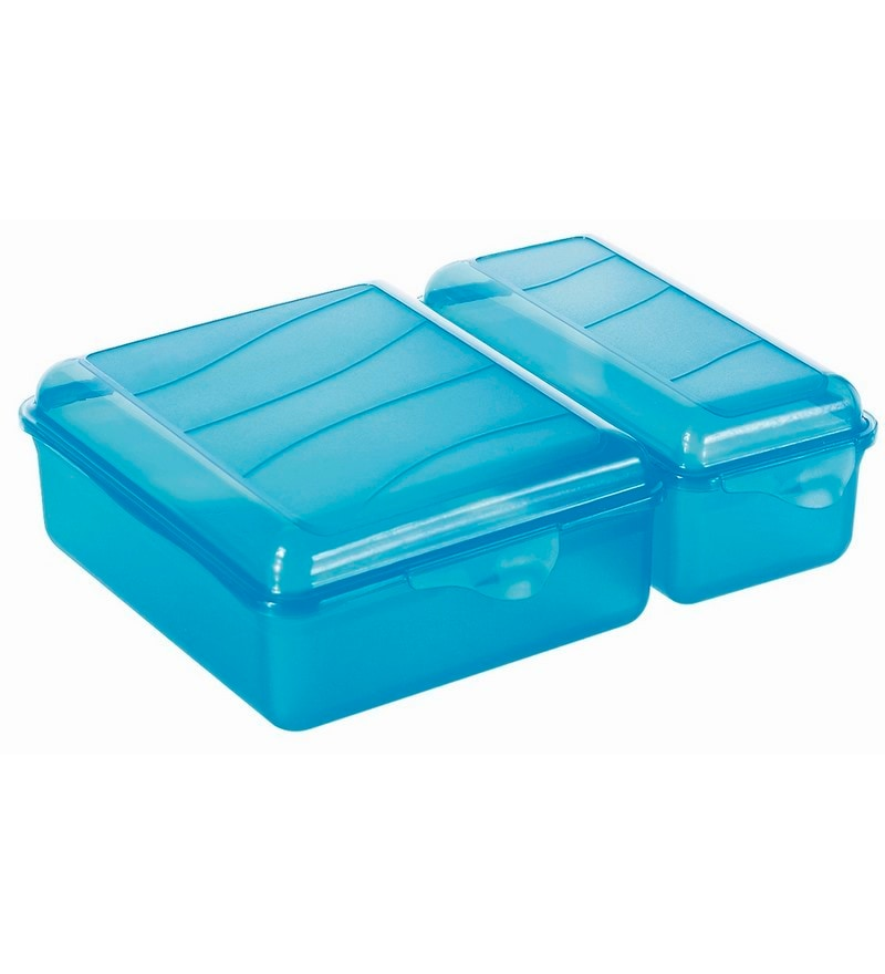 Rotho Fun Box Twin- Blue