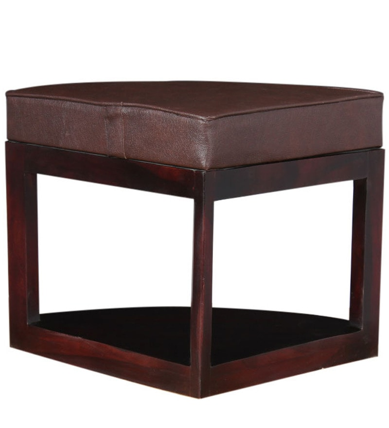 Coffee Table Online: Round Coffee Table With Stools By Mudramark Online