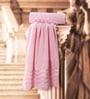 Spread Roman Pink Cotton Bath Towel