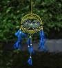 Rooh Multicolour Wool Minion Dream Catcher