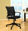 Royal Mesh Ergonomic Chair in Black Colour by Adiko Systems