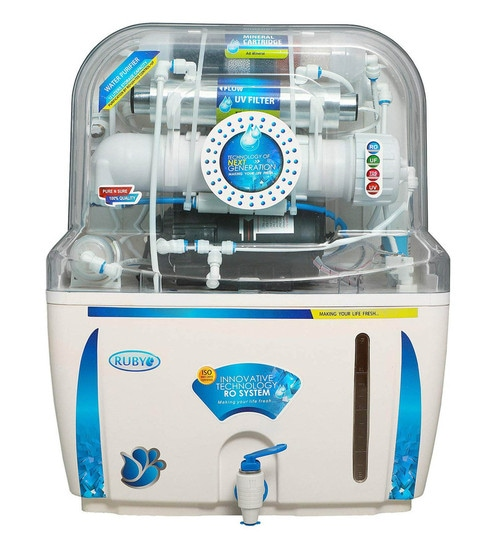 4afe026fa81 Buy Ruby 12L RO + UV + TDS Water Purifier (Model No  UA-SZCV-KDZS-Ruby)  Online - Water Purifiers - Water Purifiers - Kitchen Appliances - Pepperfry  Product