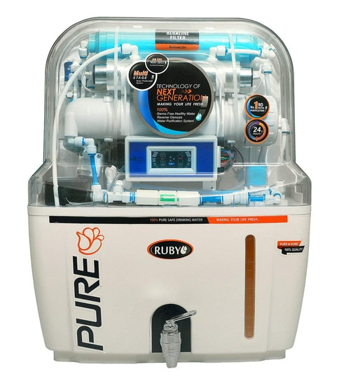 02602c7624c Buy Ruby 12L RO Water Purifier (Model No  RubyAutoFlush) Online - Water  Purifiers - Water Purifiers - Kitchen Appliances - Pepperfry Product