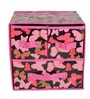 RUBY Non-Woven Pink Multipurpose Storage Rack