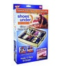 RUBY Brown Non-woven Under the Bed Shoe Organizer