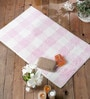 Rugs to Clear Pink Cotton 20 x 31 Bath Mat - 1 Pc