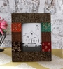 Multicolour MDF Photo Frame by Rural Craft