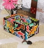Rural Craft Multicolour MDF Royal Jewellery Box
