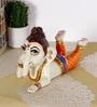 Rural Craft Multicolour Resin Modak Ganesha