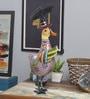 Multicolour Metal Rajhasthani Showpiece by Rural Craft