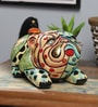 Multicolour Polyresin Showpiece by Rural Craft