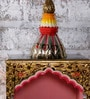 Multicolour Wooden Temple by Rural Craft