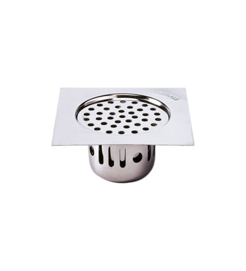 Buy S Chilly Chrome Stainless Steel 304 Grade Cockroach Floor Drain