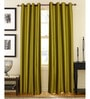 Green Door Curtains Polyester (Set of 2) by S9home by Seasons