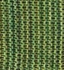 Green Cotton Throw by S9Home by Seasons